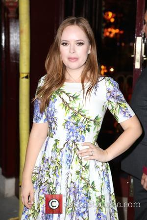 Tanya Burr - Links of London 25th Anniversary Party - Arrivals at Loulou's, Hertford Street - London, United Kingdom -...