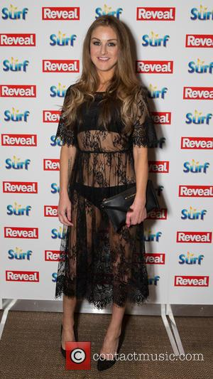Nikki Grahame - The Reveal Online Fashion Awards held at Distrkt 9 - Arrivals at Distrkt 9, London - London,...