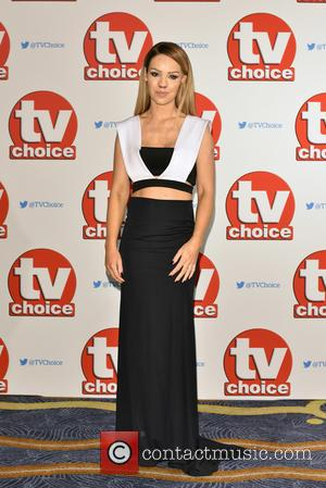 Katie Piper - The 2015 TV Choice Awards held at the Hilton Park Lane. - London, United Kingdom - Monday...