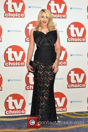 Lydia Bright - The 2015 TV Choice Awards held at the Hilton Park Lane. - London, United Kingdom - Monday...