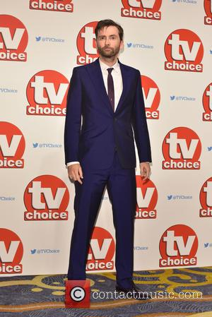 David Tennant - The 2015 TV Choice Awards held at the Hilton Park Lane. - London, United Kingdom - Monday...
