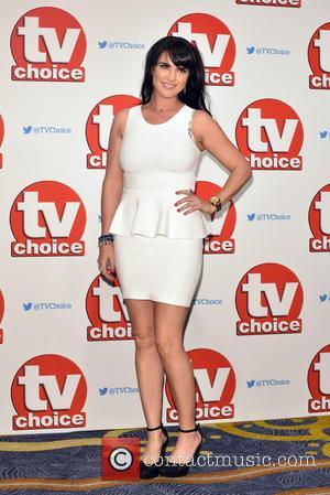 Laura Norton - The 2015 TV Choice Awards held at the Hilton Park Lane. - London, United Kingdom - Monday...