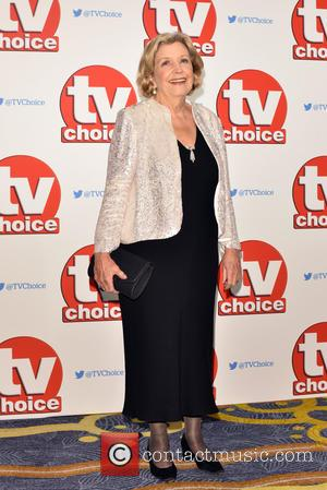 Anne Reid - The 2015 TV Choice Awards held at the Hilton Park Lane. - London, United Kingdom - Monday...