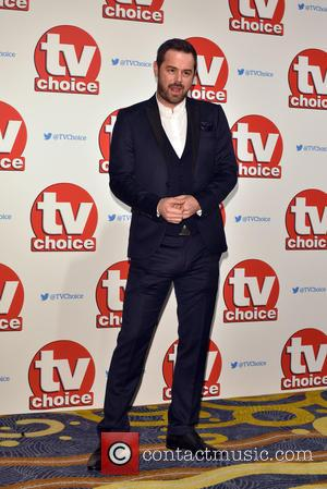 Danny Dyer - The 2015 TV Choice Awards held at the Hilton Park Lane. - London, United Kingdom - Monday...