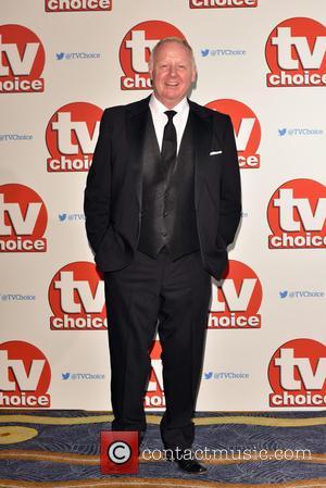 Les Dennis - The 2015 TV Choice Awards held at the Hilton Park Lane. - London, United Kingdom - Monday...