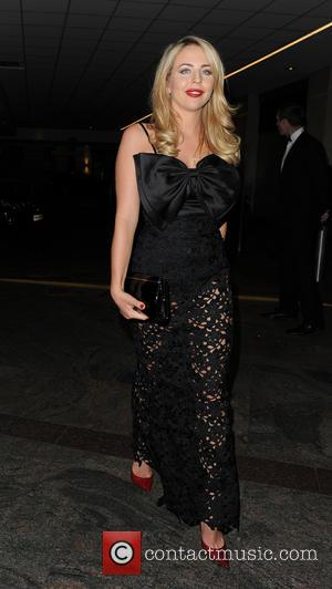 Lydia Bright - The TV Choice Awards held at London Hilton Park Lane - Departures - London, United Kingdom -...