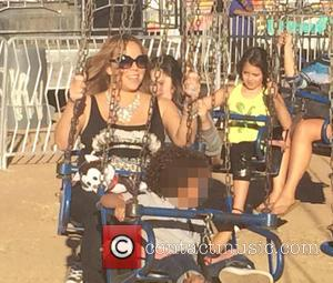 Mariah Carey and Moroccan Cannon