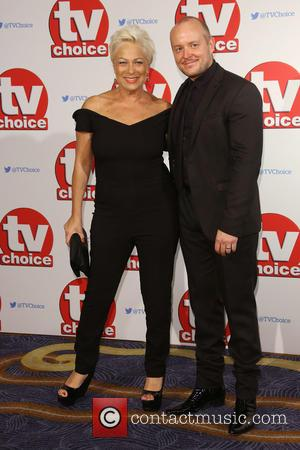 Denise Welch , Lincoln Townley - The 2015 TV Choice Awards held at the Hilton Park Lane - Arrivals -...