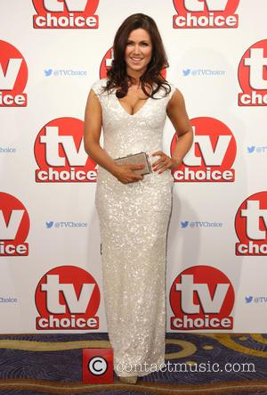 Susanna Reid - The 2015 TV Choice Awards held at the Hilton Park Lane - Arrivals - London, United Kingdom...