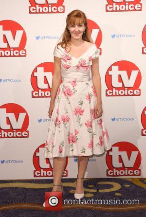 Kacey Ainsworth - The 2015 TV Choice Awards held at the Hilton Park Lane - Arrivals - London, United Kingdom...
