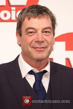 Richard Hawley - The 2015 TV Choice Awards held at the Hilton Park Lane - Arrivals - London, United Kingdom...