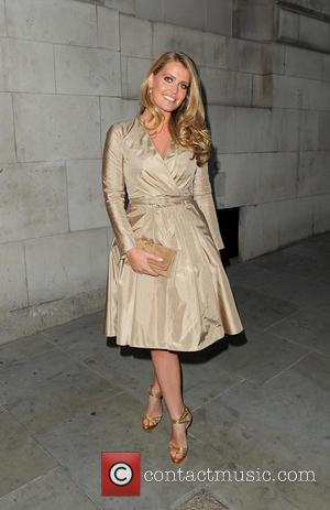 Lady Kitty Spencer - Links of London - 25th anniversary party at No 5 Hertford Street - London, United Kingdom...