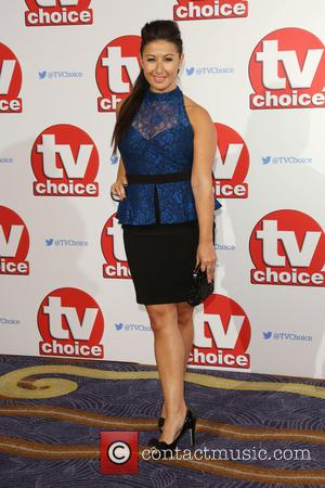 Hayley Tamaddon - The 2015 TV Choice Awards held at the Hilton Park Lane. - London, United Kingdom - Monday...