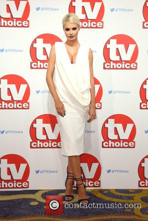 Chloe Sims - The 2015 TV Choice Awards held at the Hilton Park Lane. - London, United Kingdom - Monday...