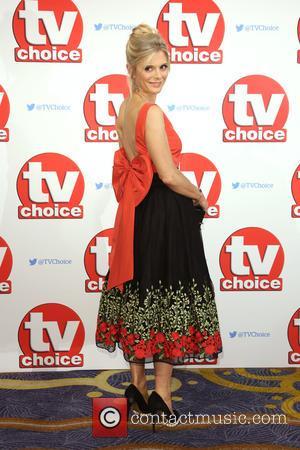 Emilia Fox - The 2015 TV Choice Awards held at the Hilton Park Lane. - London, United Kingdom - Monday...
