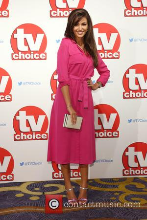 Michelle Keegan - The 2015 TV Choice Awards held at the Hilton Park Lane. - London, United Kingdom - Monday...