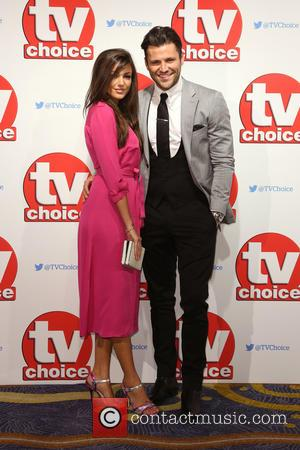 Michelle Keegan , Mark Wright - The 2015 TV Choice Awards held at the Hilton Park Lane. - London, United...