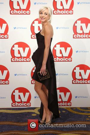 Helen George - The 2015 TV Choice Awards held at the Hilton Park Lane. - London, United Kingdom - Monday...