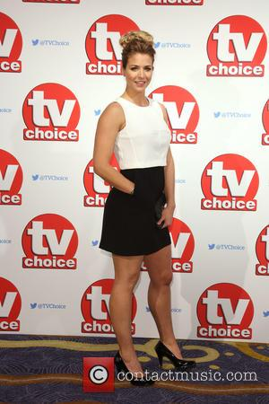 Gemma Atkinson - The 2015 TV Choice Awards held at the Hilton Park Lane. - London, United Kingdom - Monday...