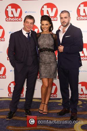 Richard Hawley, Faye Brooks , Shayne Ward - The 2015 TV Choice Awards held at the Hilton Park Lane -...