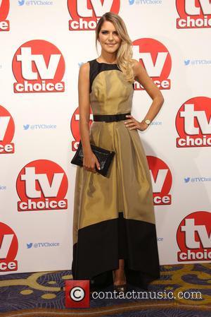 Gemma Oaten - The 2015 TV Choice Awards held at the Hilton Park Lane - Arrivals - London, United Kingdom...