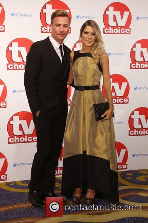 Gemma Oaten , Matt Evers - The 2015 TV Choice Awards held at the Hilton Park Lane - Arrivals -...
