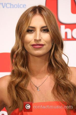 Ferne McCann - The 2015 TV Choice Awards held at the Hilton Park Lane - Arrivals - London, United Kingdom...