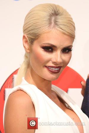 Chloe Sims - The 2015 TV Choice Awards held at the Hilton Park Lane - Arrivals - London, United Kingdom...