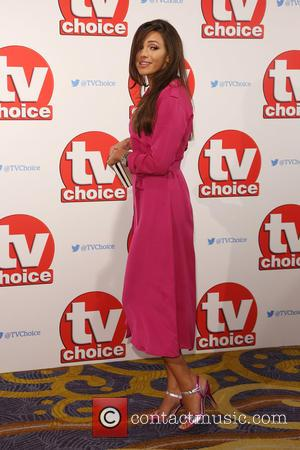Michelle Keegan - The 2015 TV Choice Awards held at the Hilton Park Lane - Arrivals - London, United Kingdom...