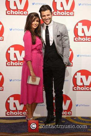 Michelle Keegan and Mark Wright