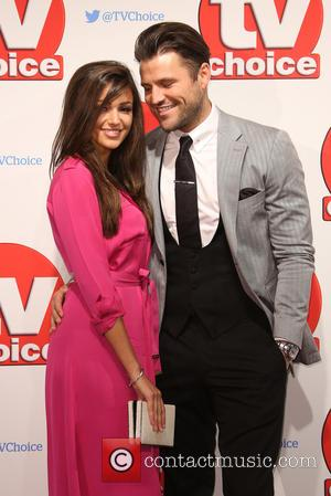 Michelle Keegan , Mark Wright - The 2015 TV Choice Awards held at the Hilton Park Lane - Arrivals -...