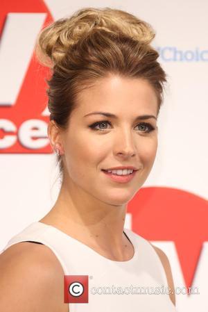 Gemma Atkinson - The 2015 TV Choice Awards held at the Hilton Park Lane - Arrivals - London, United Kingdom...
