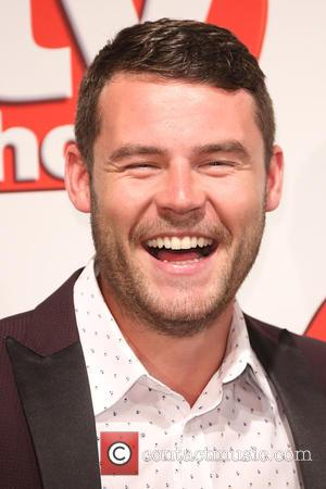 Danny Miller - The 2015 TV Choice Awards held at the Hilton Park Lane - Arrivals - London, United Kingdom...