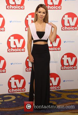 Katie Piper - The 2015 TV Choice Awards held at the Hilton Park Lane - Arrivals - London, United Kingdom...