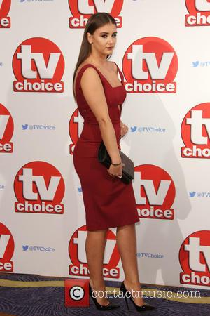 Brooke Vincent - The 2015 TV Choice Awards held at the Hilton Park Lane - Arrivals - London, United Kingdom...