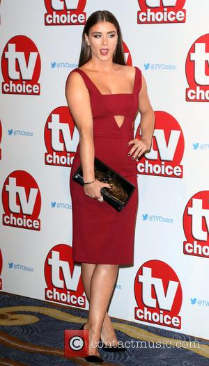 Brooke Vincent - The 2015 TV Choice Awards held at the Hilton Park Lane - Arrivals at Hilton, Park Lane...