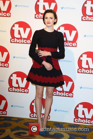 Charlotte Riley - The 2015 TV Choice Awards held at the Hilton Park Lane - Arrivals at Hilton, Park Lane...