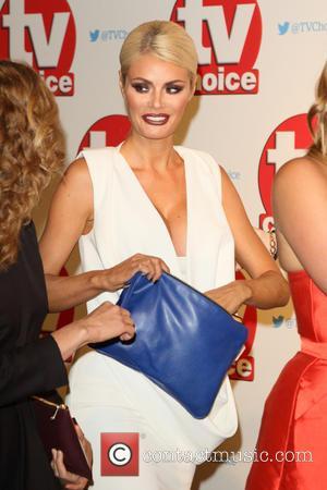 Chloe Sims - The 2015 TV Choice Awards held at the Hilton Park Lane - Arrivals at Hilton, Park Lane...