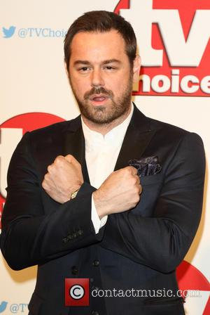 Danny Dyer - The 2015 TV Choice Awards held at the Hilton Park Lane - Arrivals at Hilton, Park Lane...