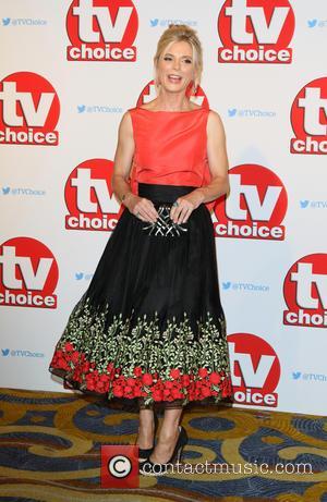 Emilia Fox - The 2015 TV Choice Awards held at the Hilton Park Lane - Arrivals at Hilton, Park Lane...
