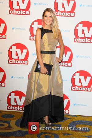 Gemma Oaten - The 2015 TV Choice Awards held at the Hilton Park Lane - Arrivals at Hilton, Park Lane...