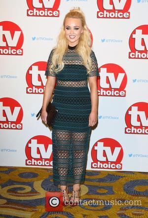 Jorgie Porter - The 2015 TV Choice Awards held at the Hilton Park Lane - Arrivals at Hilton, Park Lane...