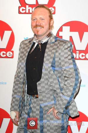 Leigh Francis - The 2015 TV Choice Awards held at the Hilton Park Lane - Arrivals at Hilton, Park Lane...