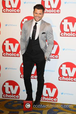 Mark Wright - The 2015 TV Choice Awards held at the Hilton Park Lane - Arrivals at Hilton, Park Lane...