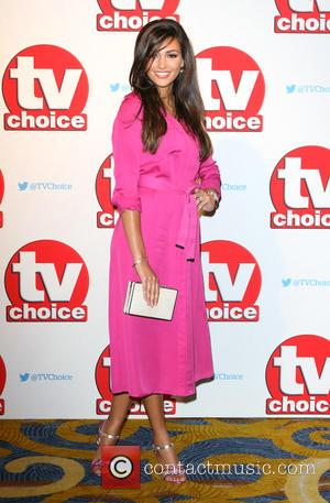 Michelle Keegan - The 2015 TV Choice Awards held at the Hilton Park Lane - Arrivals at Hilton, Park Lane...