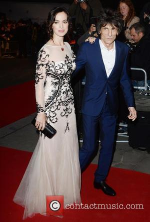 Ronnie Wood - GQ Men of the Year Awards 2015 at the Royal Opera House - Arrivals - London, United...