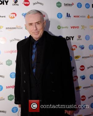 Holly Johnson - AIM Independent Music Awards 2015 - Arrivals - London, United Kingdom - Tuesday 8th September 2015