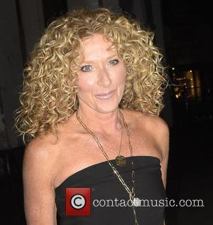 Kelly Hoppen - Amanda Wakeley private dinner with Vogue - LONDON, United Kingdom - Tuesday 8th September 2015