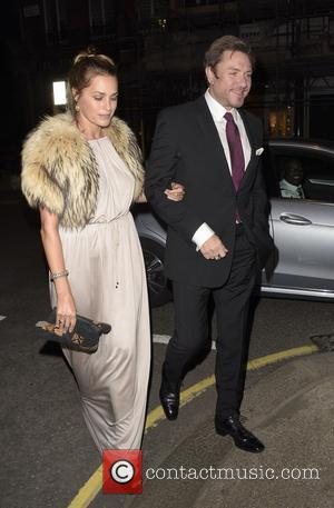 Yasmin Le Bon , Simon Le Bon - Amanda Wakeley private dinner with Vogue - LONDON, United Kingdom - Tuesday...