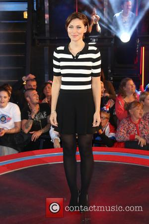 Emma Willis - Celebrity Big Brother eviction at Celebrity Big Brother - London, United Kingdom - Tuesday 8th September 2015